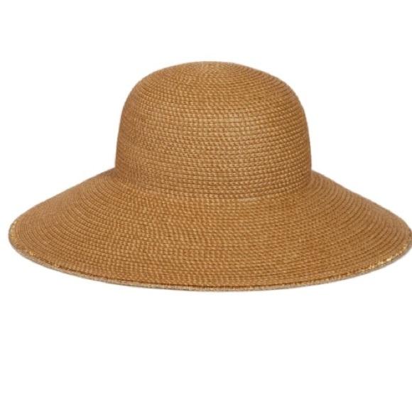 3241da074 ERIC JAVITS NEW Hampton' Straw Sun Hat